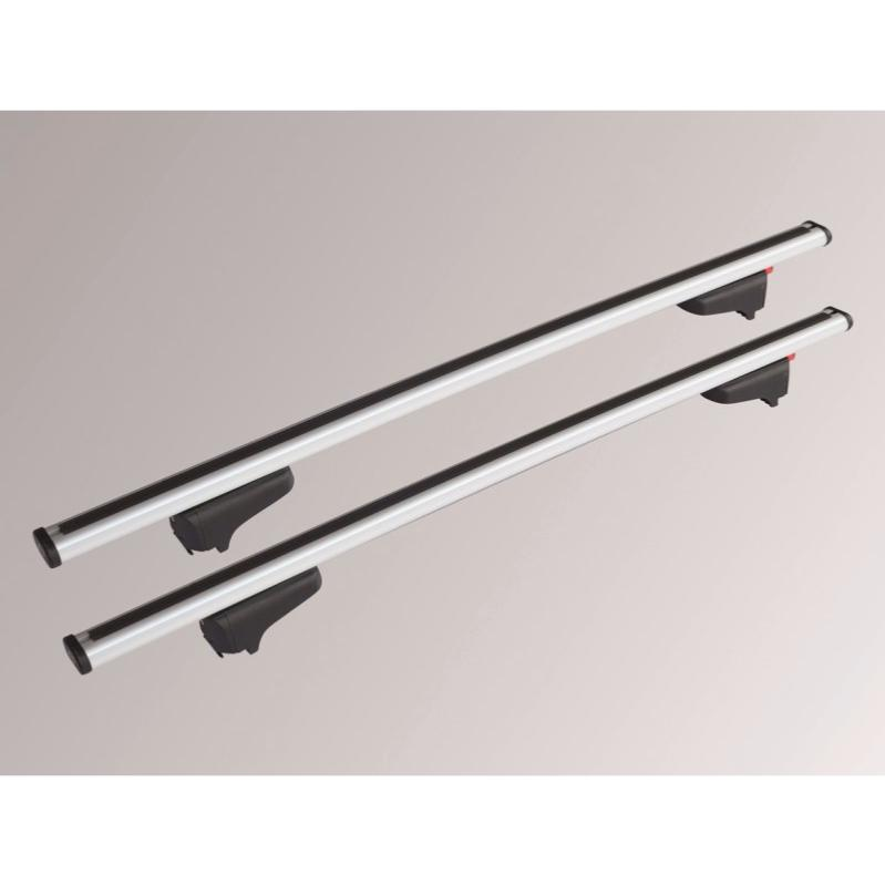 barres de toit r glables fixation rapide et s curis e alu. Black Bedroom Furniture Sets. Home Design Ideas