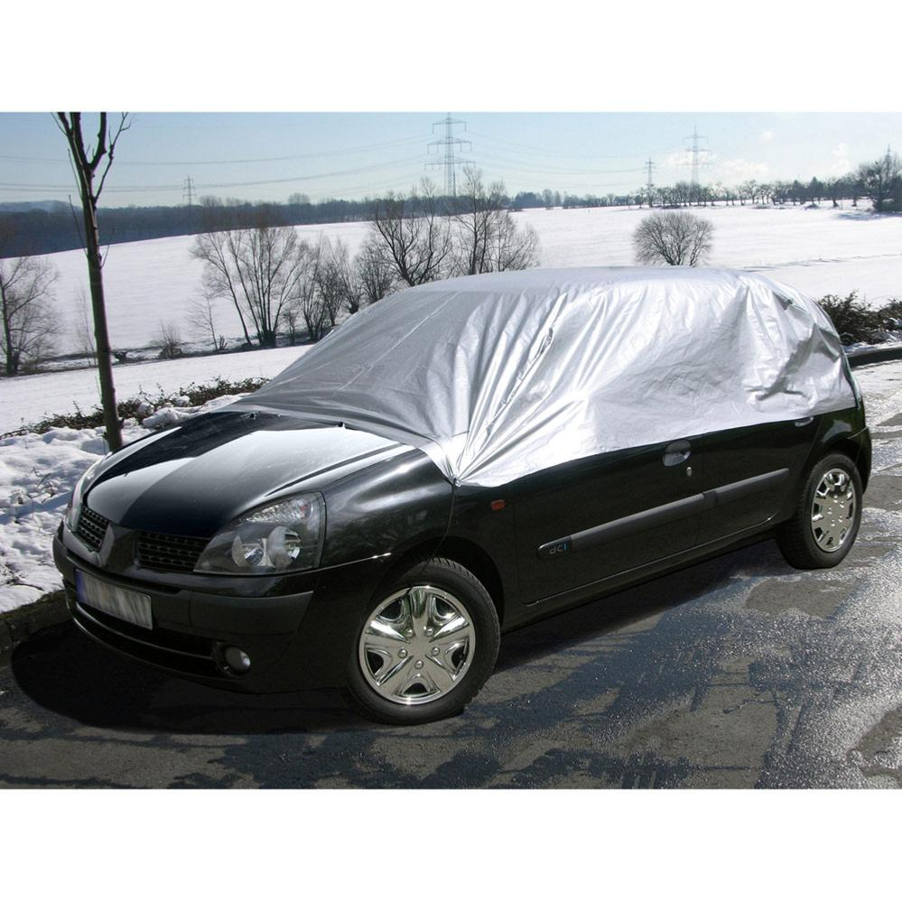 demi housse de protection voiture apa 7 60m taille s. Black Bedroom Furniture Sets. Home Design Ideas
