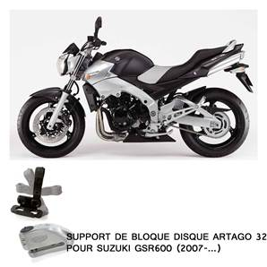 SUPPORT ADAPTABLE 32 SUZUKI GSR600 (2007-…)