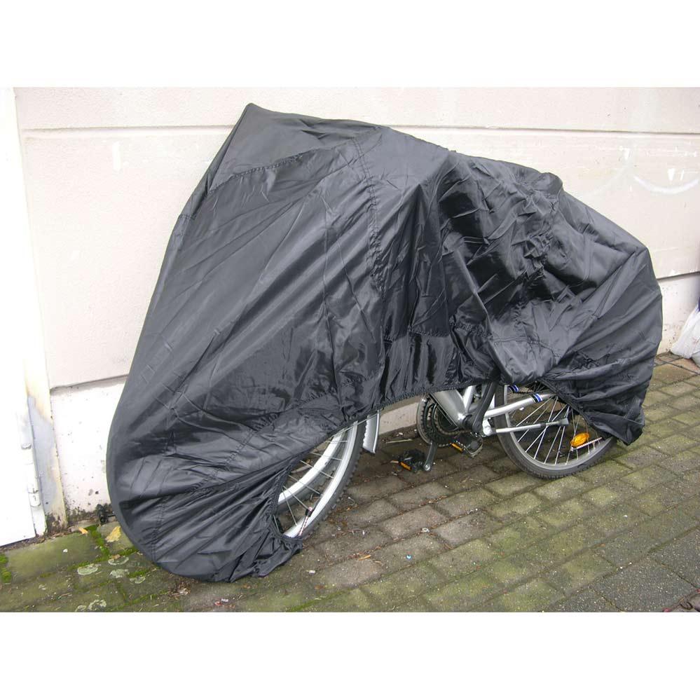 Accessoires caravane housse de protection pour v los for Housse pour velo